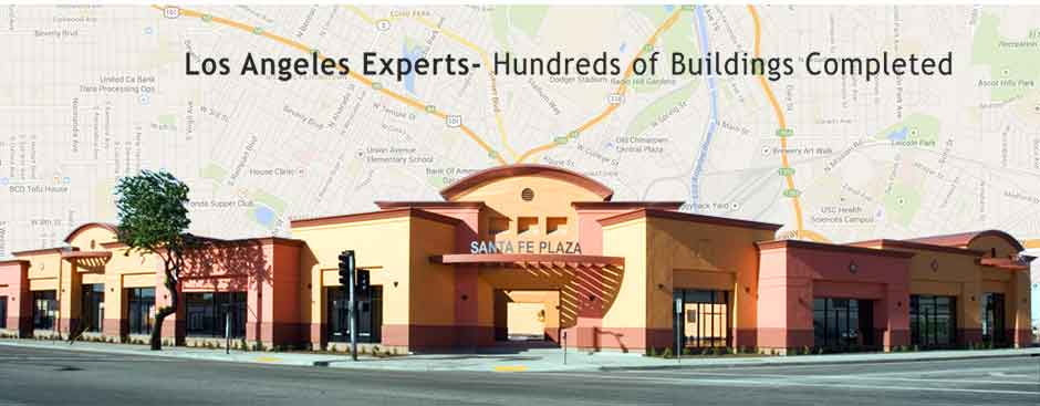 Los Angeles Experts - Built Hundreds of Buildings in LA